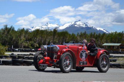 Bariloche: paraíso de corredores y amantes de los autos clásicos