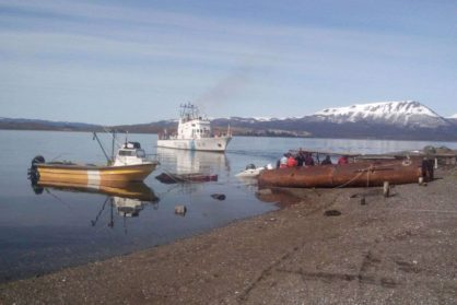 Pesca artesanal en Ushuaia: puro sabor a mí