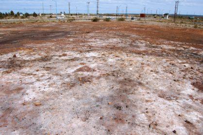 Sanearán desechos mineros en San Antonio Oeste